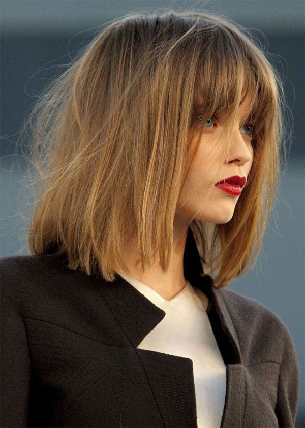 """Làm đẹp Q&A: Giảm tóc con và tạo mái bằng thưa """"đúng chuẩn"""" 3"""