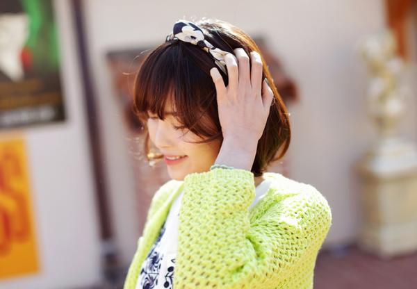 """5 bài học từ phong cách của """"minh tinh trái đất"""" Chun Song Yi 41"""