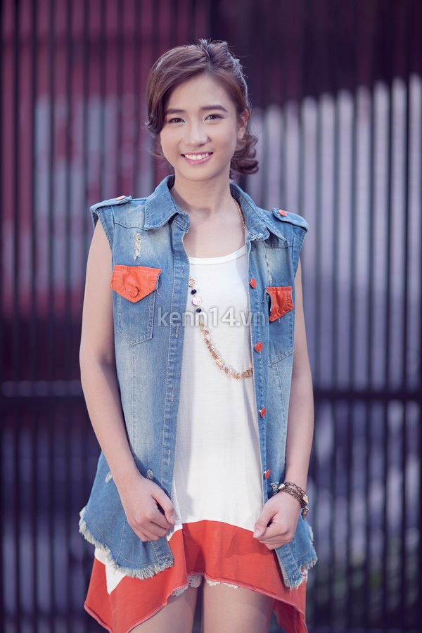 Điểm mặt 3 nữ sinh Phan Đình Phùng cực hot 7