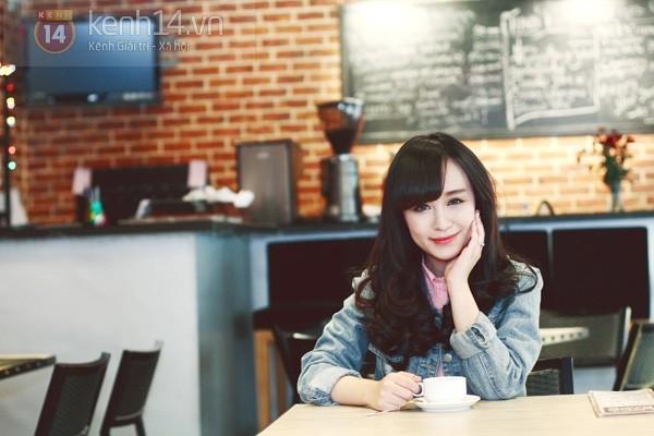 Điểm mặt 3 nữ sinh Phan Đình Phùng cực hot 15