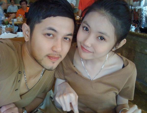 Những hot girl là bạn gái xinh xắn của sao Việt 5