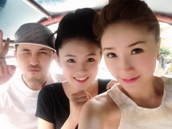 Những cô nàng chị dâu, em chồng xinh đẹp và nổi tiếng của sao Việt 11