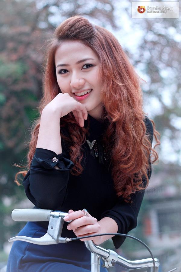 """Trang Cherry – cô gái xinh xắn """"làm nghệ thuật nhưng không cần nổi tiếng"""" 8"""