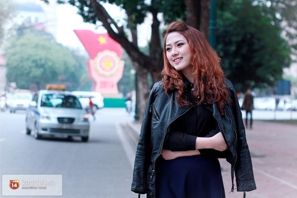 """Trang Cherry – cô gái xinh xắn """"làm nghệ thuật nhưng không cần nổi tiếng"""" 9"""
