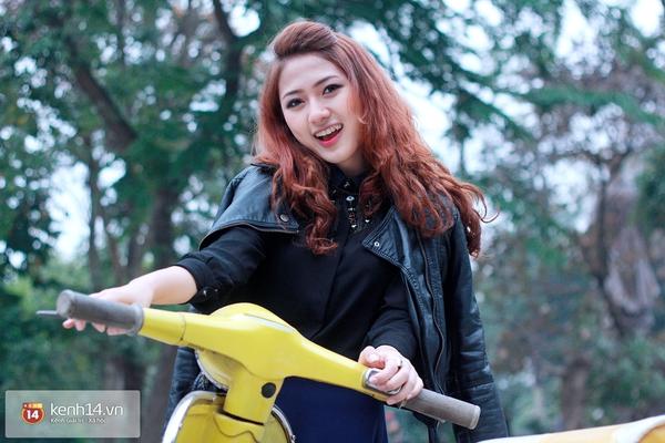 """Trang Cherry – cô gái xinh xắn """"làm nghệ thuật nhưng không cần nổi tiếng"""" 11"""