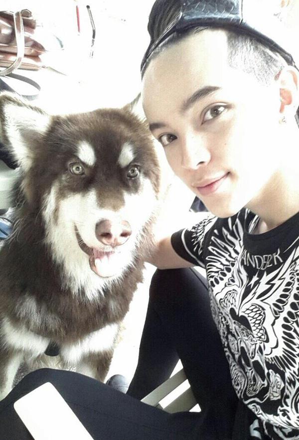 Ngắm hot teen Việt nhắng nhít chụp ảnh cùng thú cưng 23