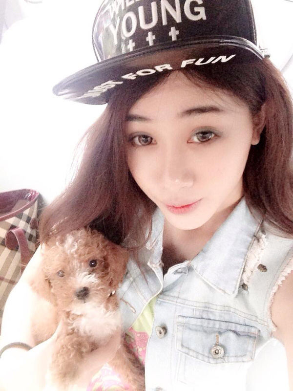 Ngắm hot teen Việt nhắng nhít chụp ảnh cùng thú cưng 18