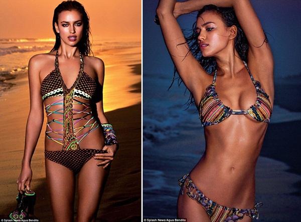 Irina Shayk ngày càng nóng bỏng 11