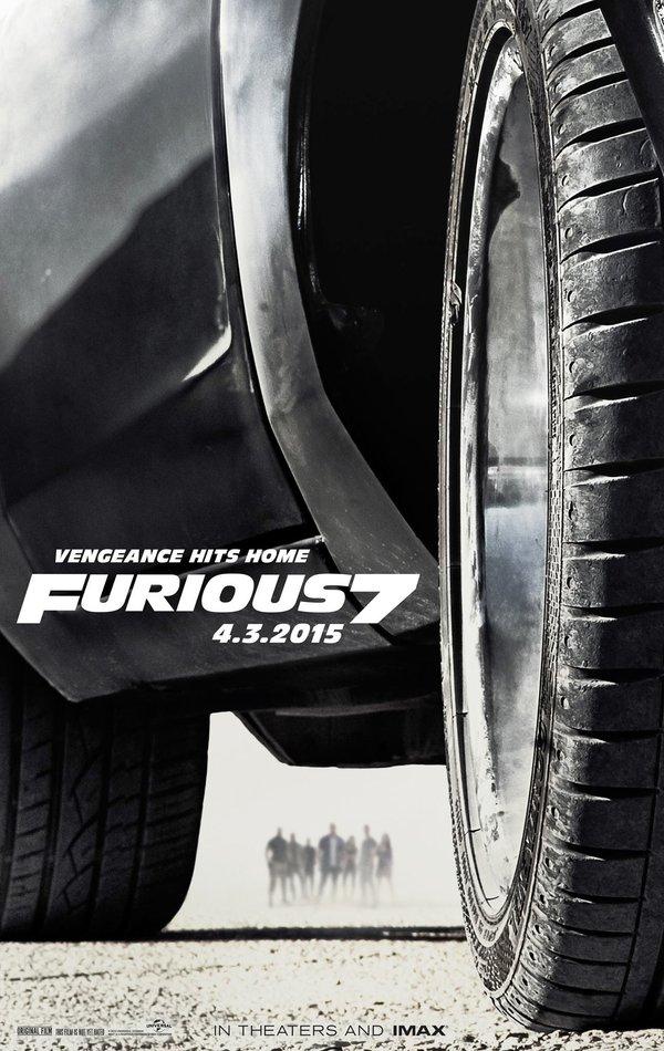 """Siêu xe và quái xế """"Furious 7"""" bay nhảy giữa không trung 12"""