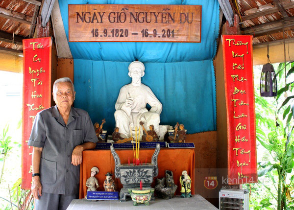 Độc đáo biệt thự Vườn Kiều độc nhất Việt Nam của cụ ông 81 tuổi 7