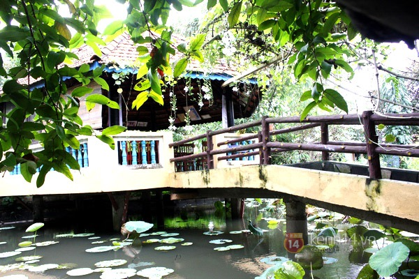 Độc đáo biệt thự Vườn Kiều độc nhất Việt Nam của cụ ông 81 tuổi 10