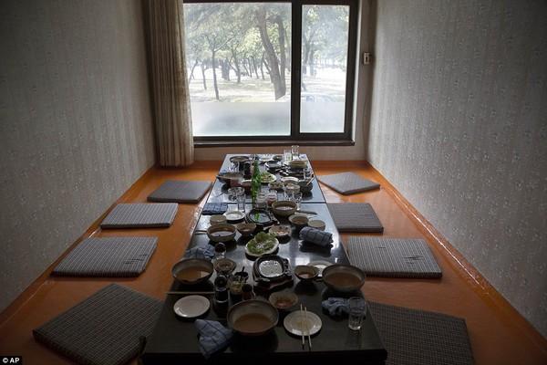Những hình ảnh chưa từng chứng kiến về vùng nông thôn Triều Tiên 4