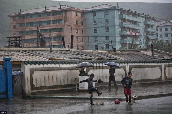 Những hình ảnh chưa từng chứng kiến về vùng nông thôn Triều Tiên 5
