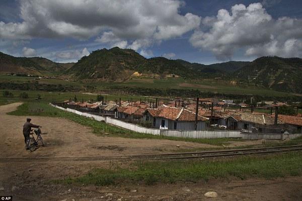 Những hình ảnh chưa từng chứng kiến về vùng nông thôn Triều Tiên 6