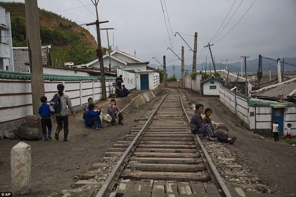 Những hình ảnh chưa từng chứng kiến về vùng nông thôn Triều Tiên 9