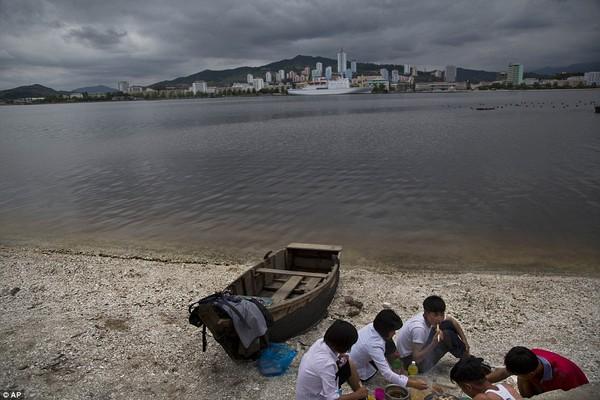 Những hình ảnh chưa từng chứng kiến về vùng nông thôn Triều Tiên 10