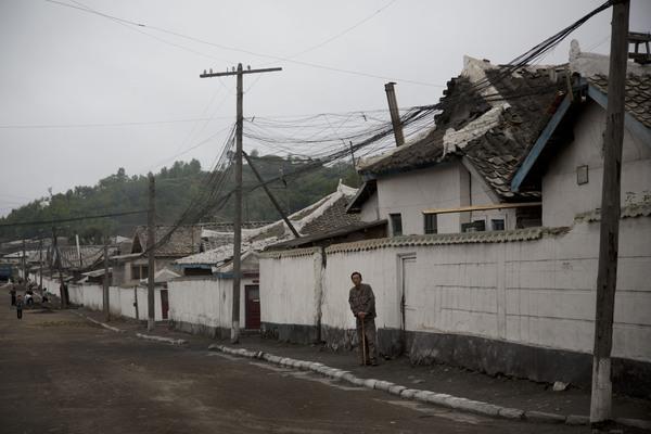 Những hình ảnh chưa từng chứng kiến về vùng nông thôn Triều Tiên 15