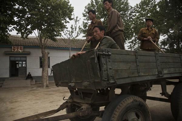 Những hình ảnh chưa từng chứng kiến về vùng nông thôn Triều Tiên 16