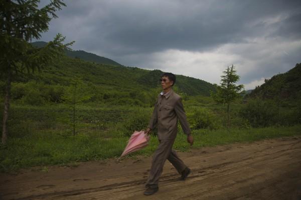 Những hình ảnh chưa từng chứng kiến về vùng nông thôn Triều Tiên 18