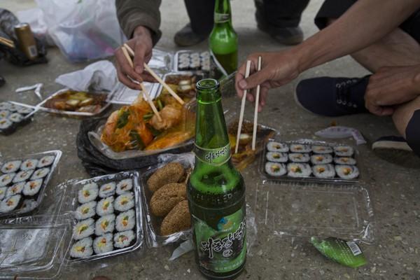 Những hình ảnh chưa từng chứng kiến về vùng nông thôn Triều Tiên 19