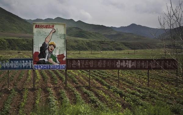 Những hình ảnh chưa từng chứng kiến về vùng nông thôn Triều Tiên 23
