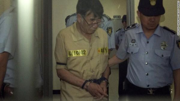 Thuyền trưởng tàu Sewol bị kết án 36 năm tù giam 1