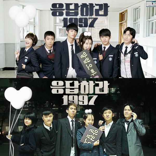 Sinh viên Hà Nội chế poster những bộ phim Hàn nổi tiếng 3
