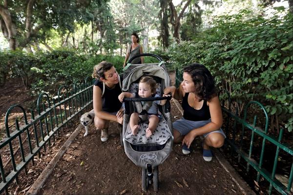 Chùm ảnh: Cuộc sống hạnh phúc của các cặp đồng tính bên con cái 2