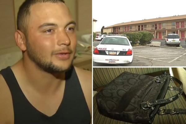 Bé trai 3 tuổi nghịch súng bắn vào cha và mẹ đang mang thai 1