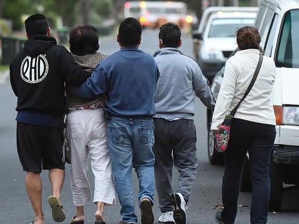 Một người gốc Việt bị bắn chết ở Úc, vợ đang mang thai hoảng loạn 2