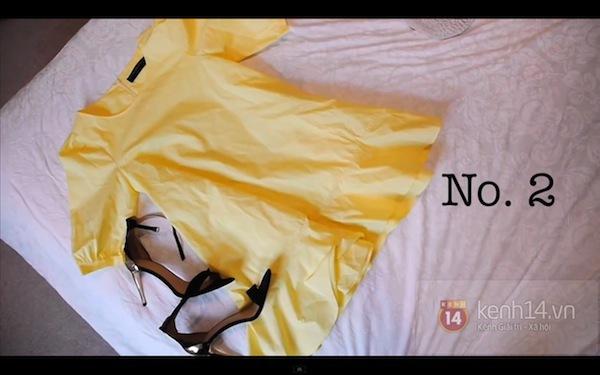 """4 tips mặc váy hè của cô nàng """"chân ngắn"""" 6"""