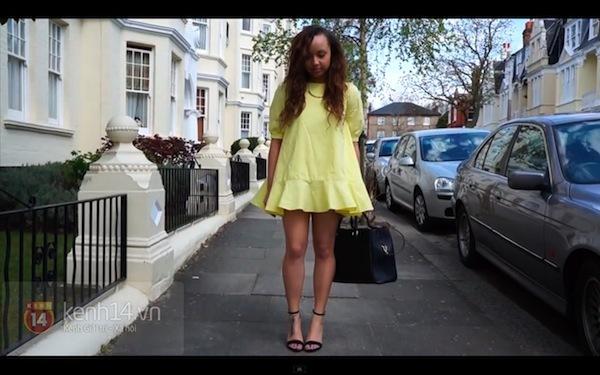 """4 tips mặc váy hè của cô nàng """"chân ngắn"""" 7"""