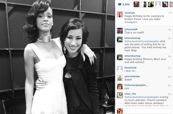 """Stylist của Rihanna: """"Tôi cảm thấy mình đẹp lộng lẫy khi mặc áo dài"""" 10"""