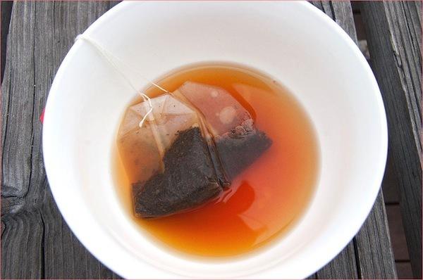 2 tips làm đẹp thú vị có thể tận dụng từ trà túi lọc 18