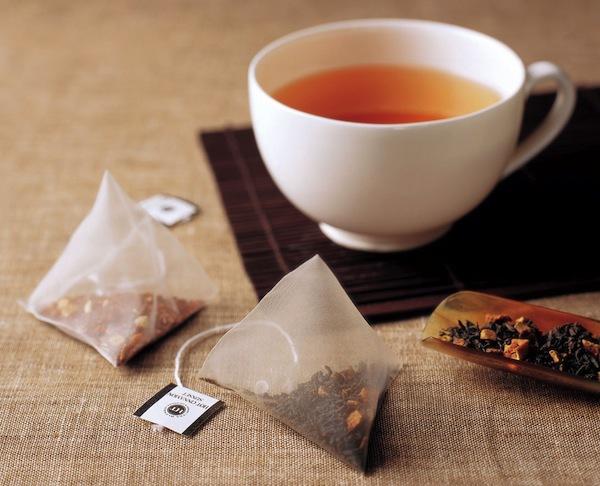 2 tips làm đẹp thú vị có thể tận dụng từ trà túi lọc 1