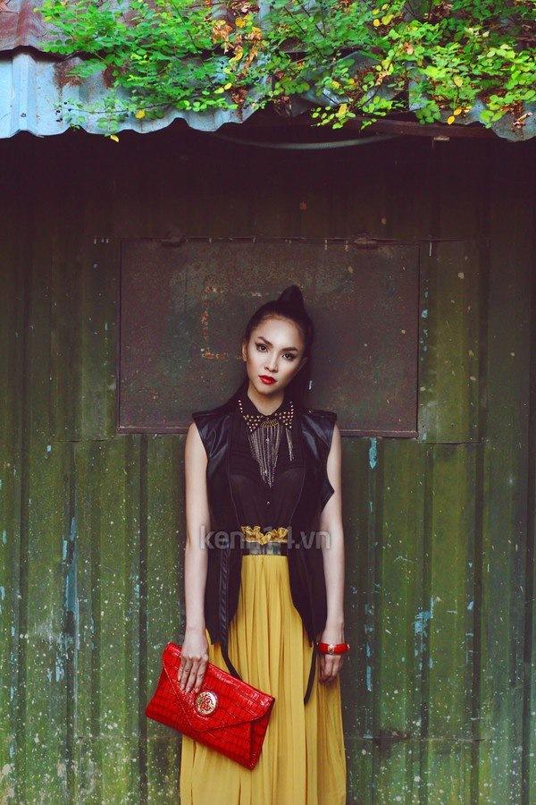 """Gặp gỡ những fashion icon Việt sớm """"bén duyên"""" với nghề stylist 26"""