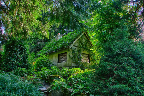 18 ngôi nhà tí hon nằm giữa những khung cảnh tuyệt đẹp 7