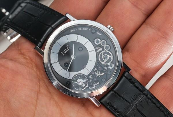 Piaget Altiplano 900P: Đồng hồ đeo tay mỏng nhất thế giới 3