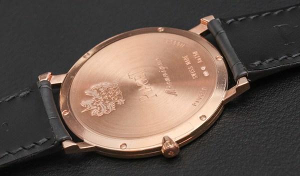 Piaget Altiplano 900P: Đồng hồ đeo tay mỏng nhất thế giới 6
