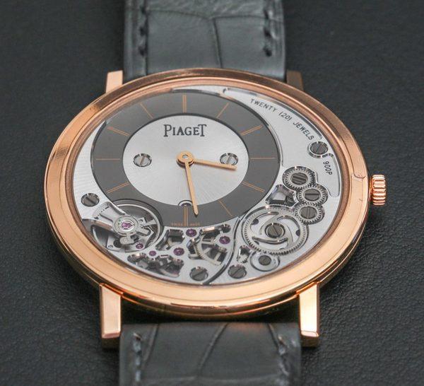 Piaget Altiplano 900P: Đồng hồ đeo tay mỏng nhất thế giới 2