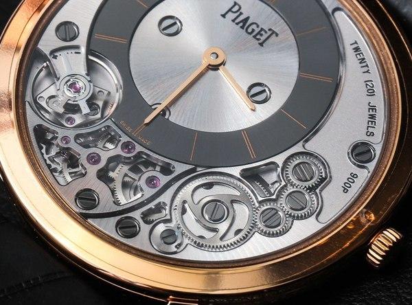 Piaget Altiplano 900P: Đồng hồ đeo tay mỏng nhất thế giới 4