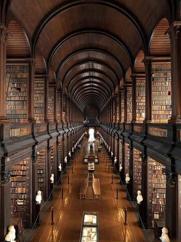 Chiêm ngưỡng những thư viện hoành tráng và đẹp mắt nhất thế giới 1