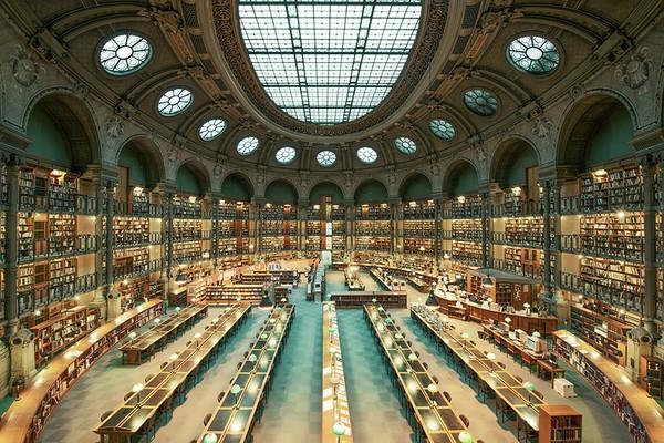 Chiêm ngưỡng những thư viện hoành tráng và đẹp mắt nhất thế giới 11