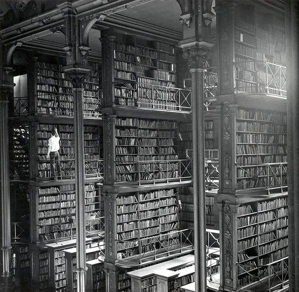 Chiêm ngưỡng những thư viện hoành tráng và đẹp mắt nhất thế giới 12