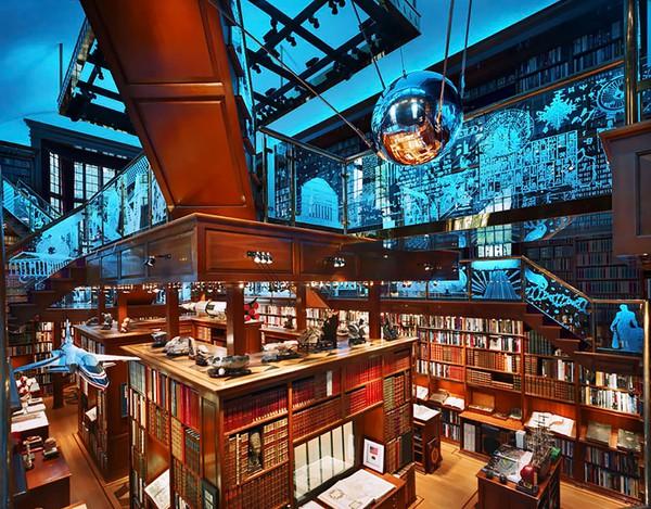 Chiêm ngưỡng những thư viện hoành tráng và đẹp mắt nhất thế giới 14