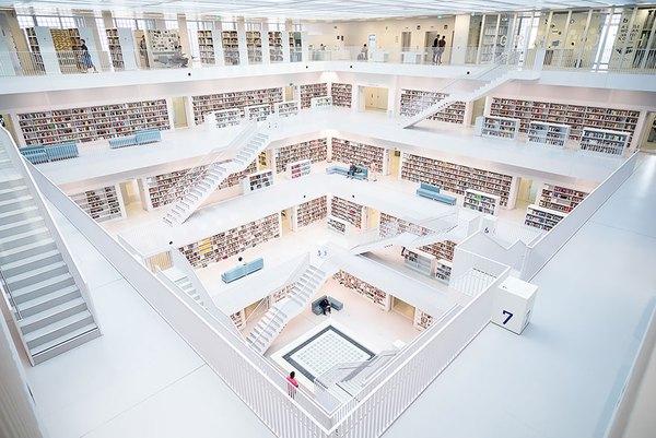 Chiêm ngưỡng những thư viện hoành tráng và đẹp mắt nhất thế giới 15
