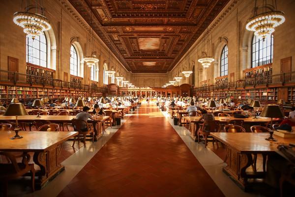 Chiêm ngưỡng những thư viện hoành tráng và đẹp mắt nhất thế giới 18