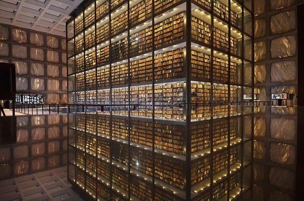 Chiêm ngưỡng những thư viện hoành tráng và đẹp mắt nhất thế giới 19