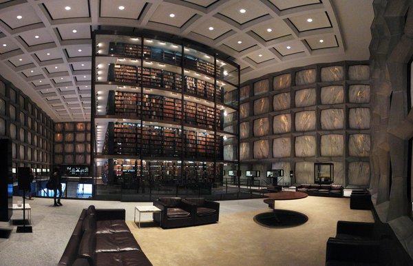 Chiêm ngưỡng những thư viện hoành tráng và đẹp mắt nhất thế giới 20