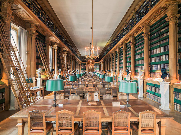 Chiêm ngưỡng những thư viện hoành tráng và đẹp mắt nhất thế giới 23